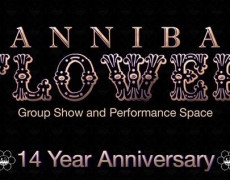 CANNIBAL FLOWER ANNIVERSARY SHOW – September 27, 2014