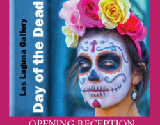 BRING US YOUR DEAD – Opening Reception November 6th